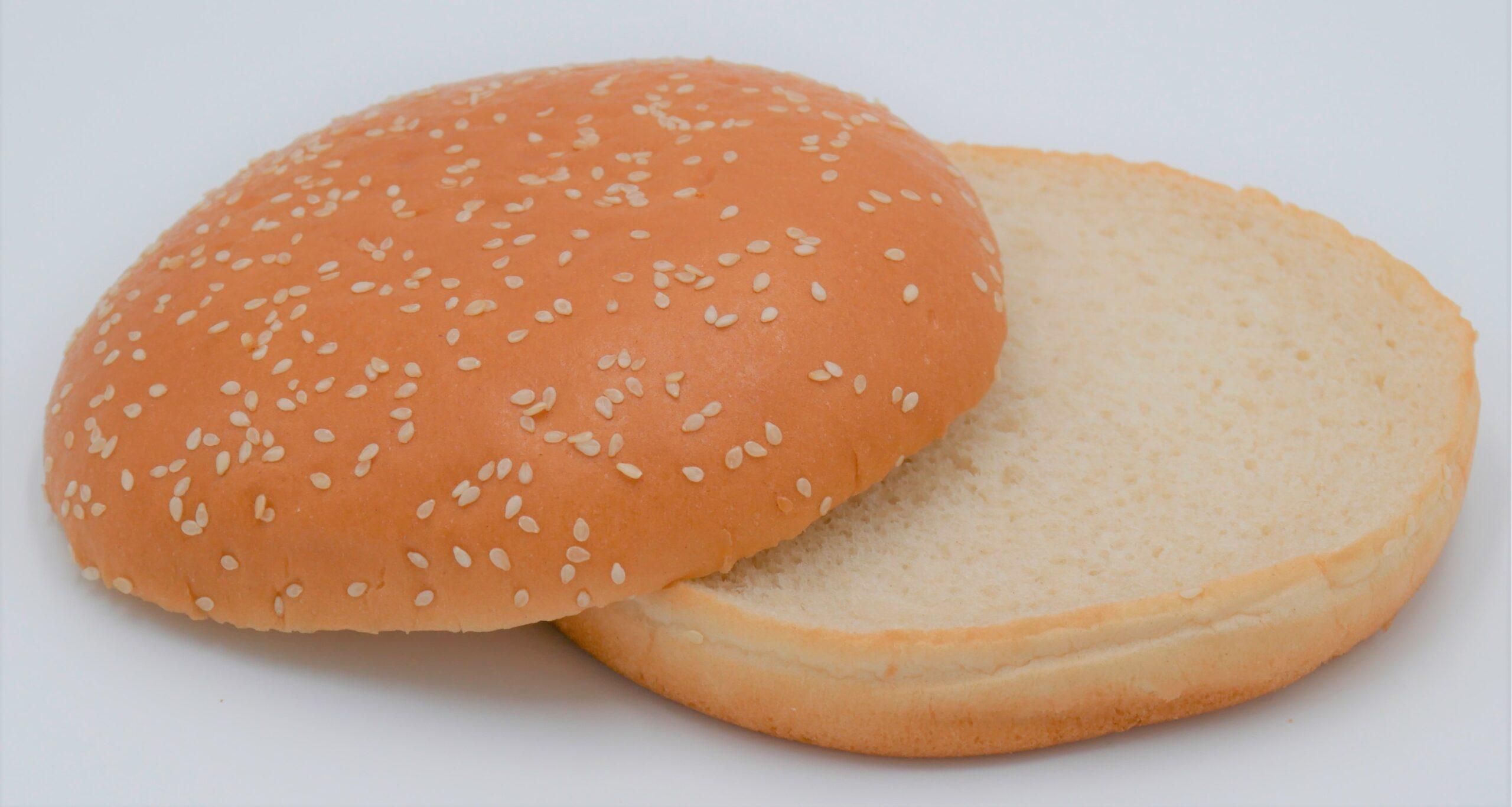 Hamburger Bun mit Sesam 130g Image