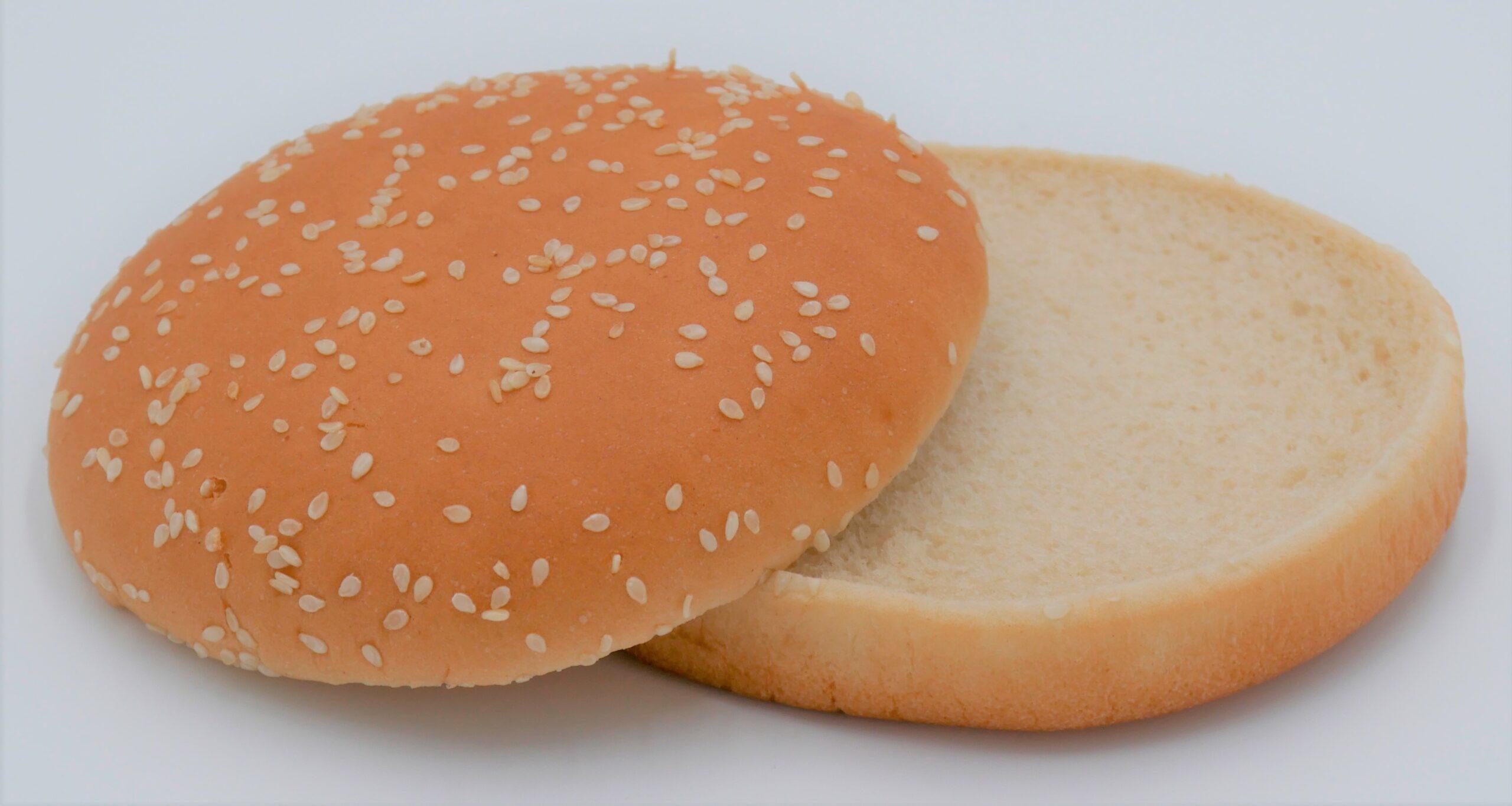 Hamburger Bun mit Sesam 81g Image