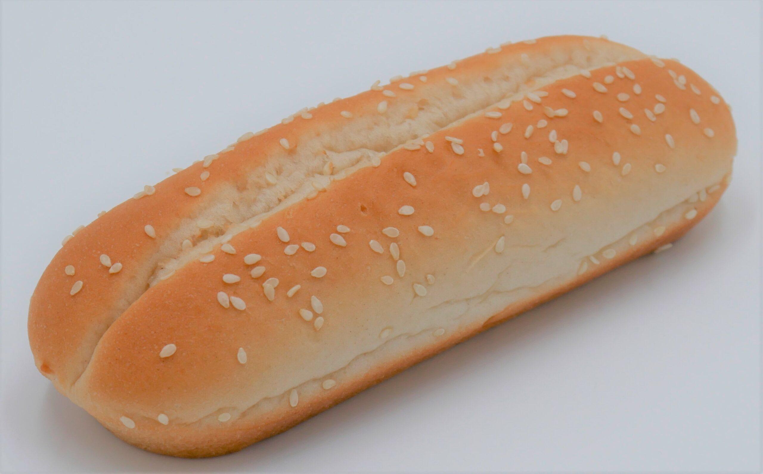 Hot Dog mit Sesam 80g Image