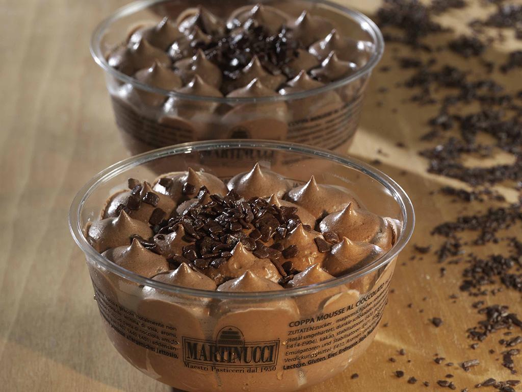 Coppa Mousse Cioccolato Image