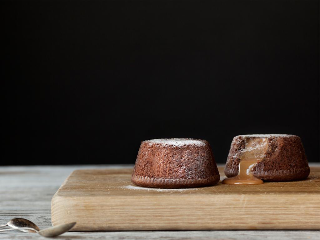 Soufflè al Cioccolato e Nocciola Image