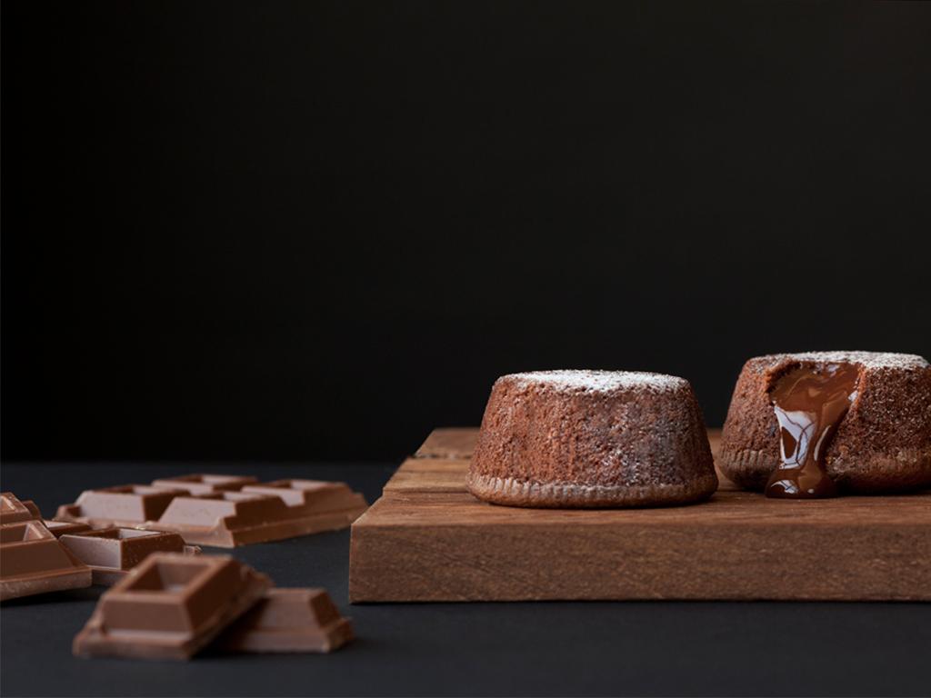 Soufflè al Cioccolato Image