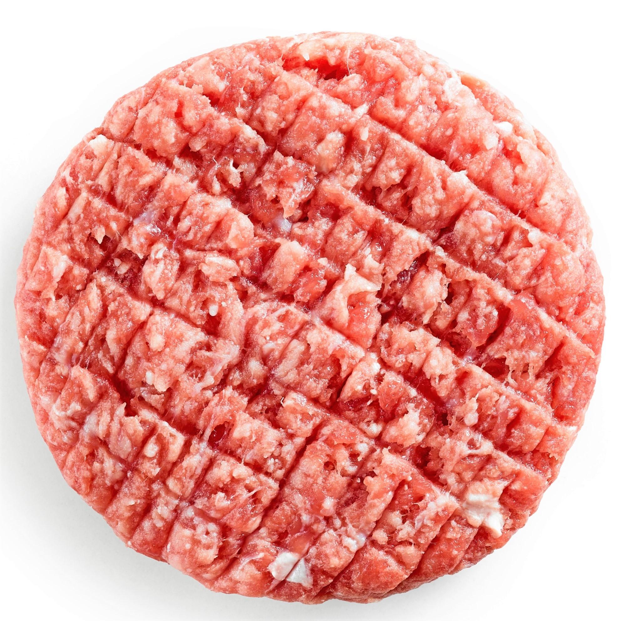Beef Burger Image