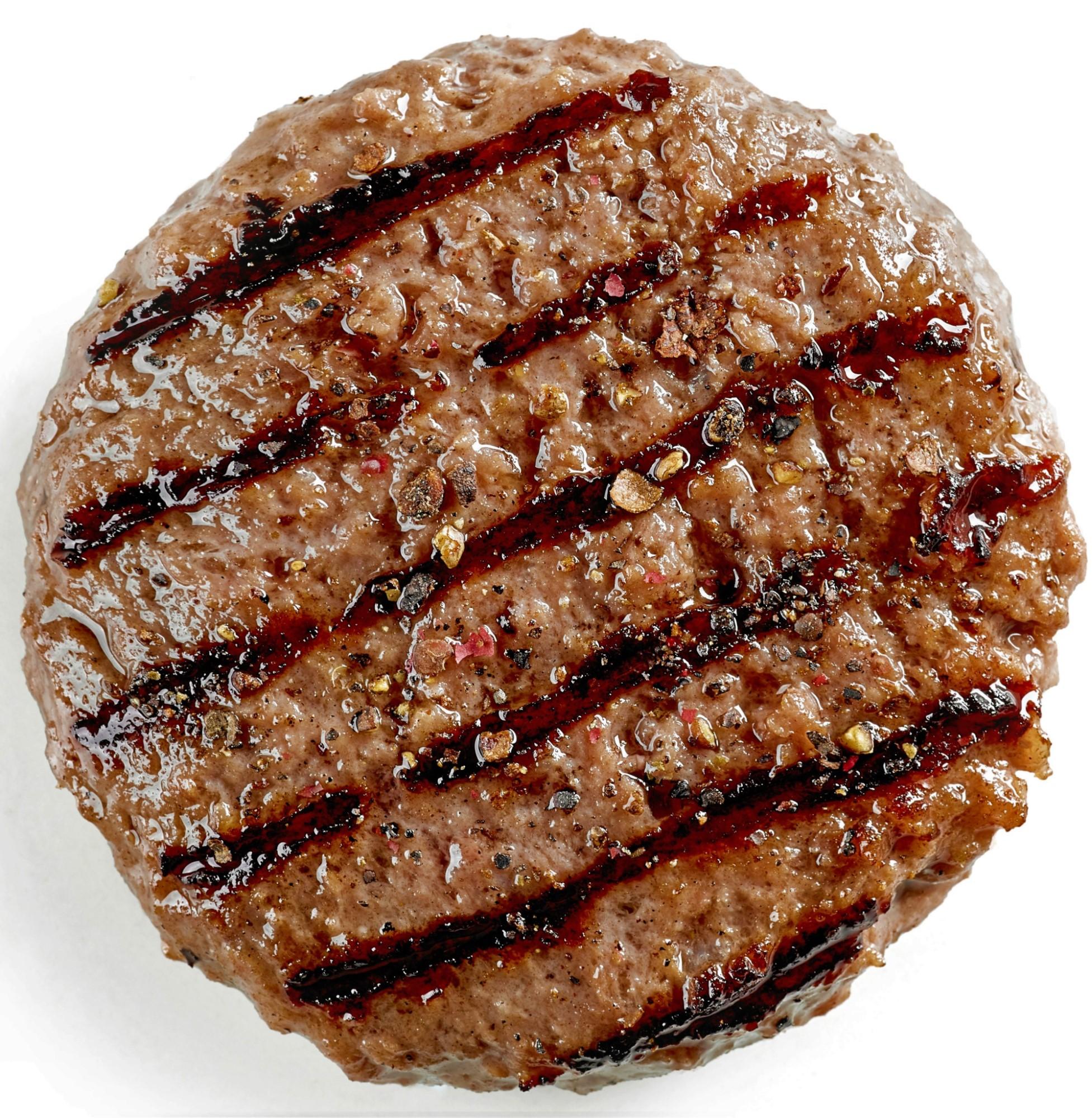 Flamegrilled Burger Image
