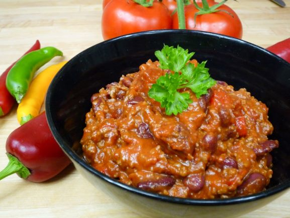 Vegan Chili Image